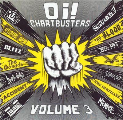 Oi! Chartbusters, Vol. 3