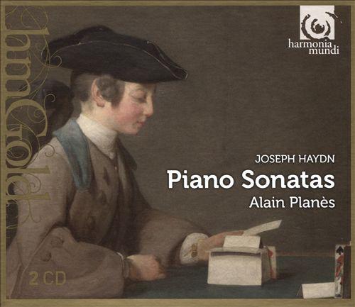 Joseph Haydn: Piano Sonatas Nos. 13, 33, 35, 39, 43, 47, 50 & 53
