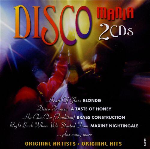 Disco Mania [Platinum Disc]