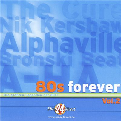 80's Forever, Vol. 2