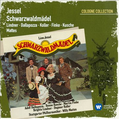 Leon Jessel: Schwarzwaldmädel