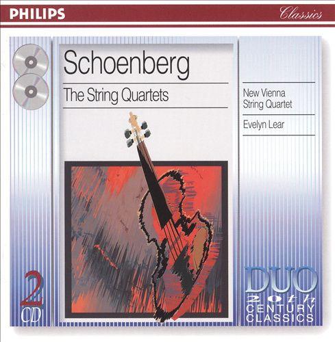 Schoenberg: The String Quartets