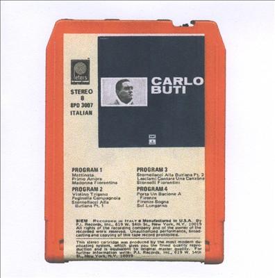 The Best of Carlo Buti