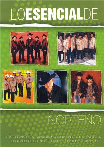 Losencialde Norteño [DVD]
