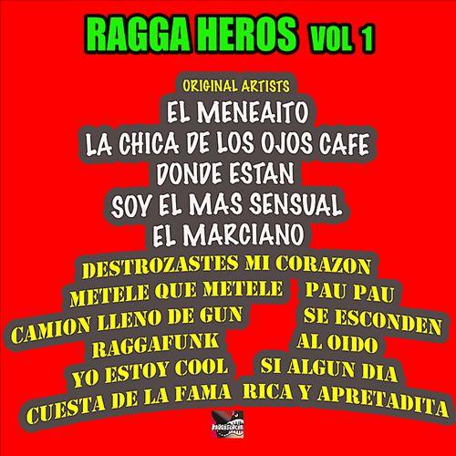 Ragga Heros, Vol. 1