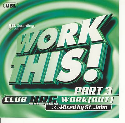 Work This, Vol. 3: Club NRG Work Out