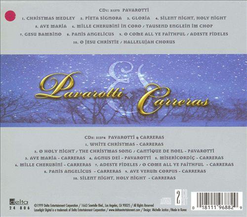 Christmas with Luciano Pavarotti & Jose Carreras [#2]
