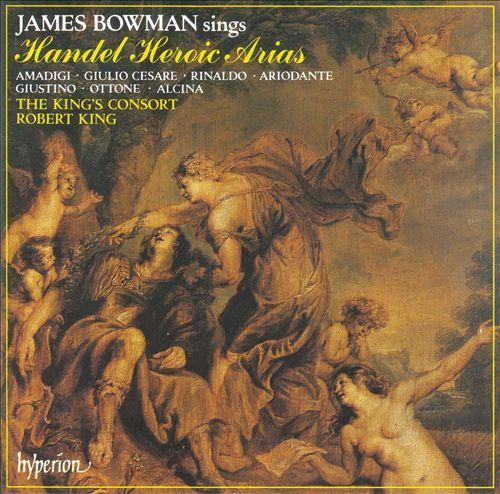 Handel: Heroic Arias