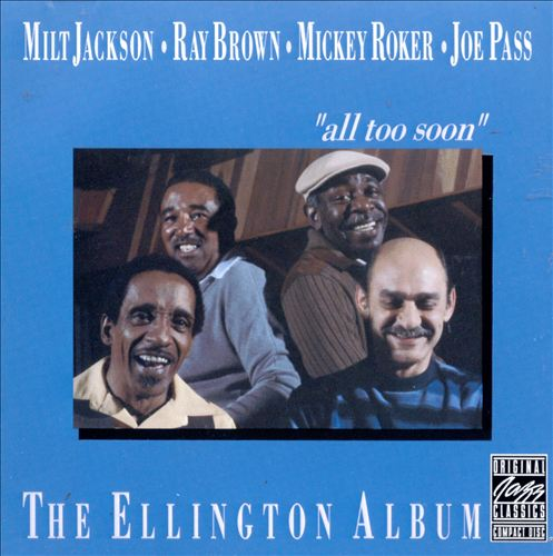 All Too Soon: The Duke Ellington Album