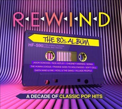 Rewind: The 80s Album