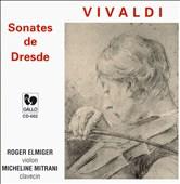 Vivaldi: Sonates de Dresde