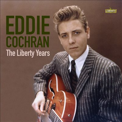 Eddie Cochran: The Liberty Years