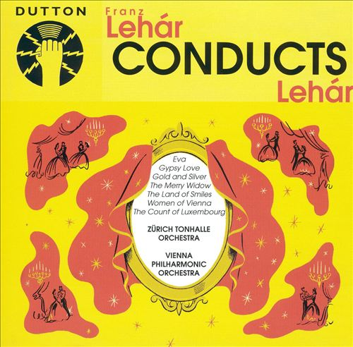 Lehár Conducts Lehár