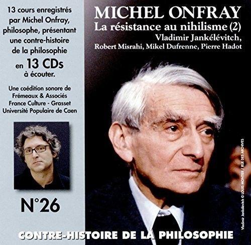 Contre Histoire Philosophie, Vol. 26