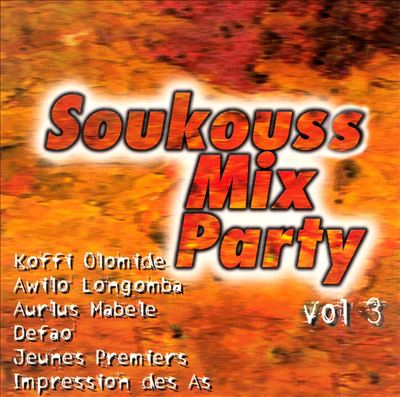 Soukouss Mix Party, Vol. 3