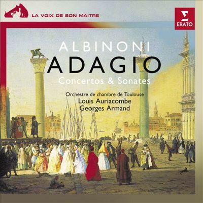 Adagio, Conc. Son. - Auriacombe, Armand