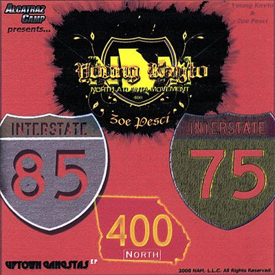 85/75 400 North: Uptown Gangstaz