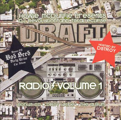 Draft Radio, Vol. 1