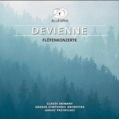 Devienne: Flute Concertos [Germany]