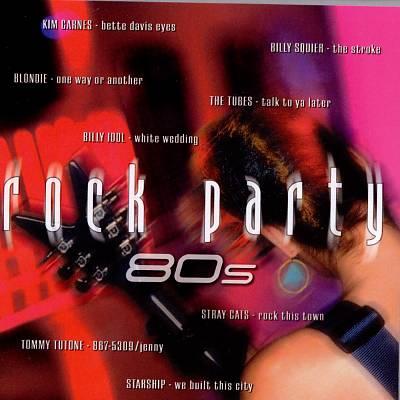 80's Rock Party