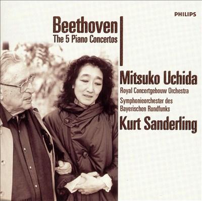 Beethoven: The 5 Piano Concertos