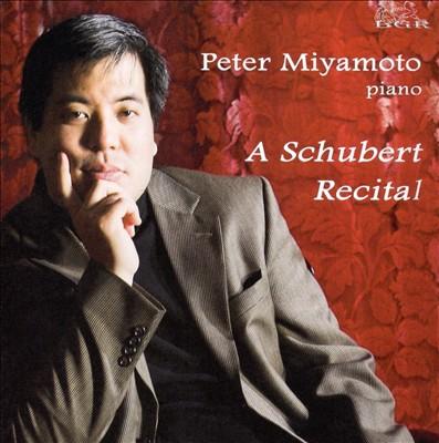A Schubert Recital
