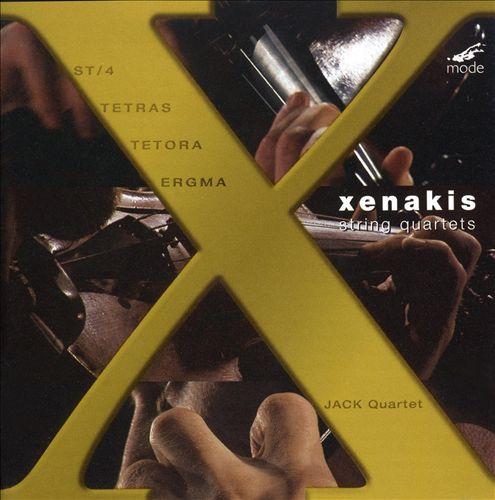Xenakis: Complete String Quartets