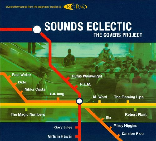 Sounds Eclectic: The Covers Project