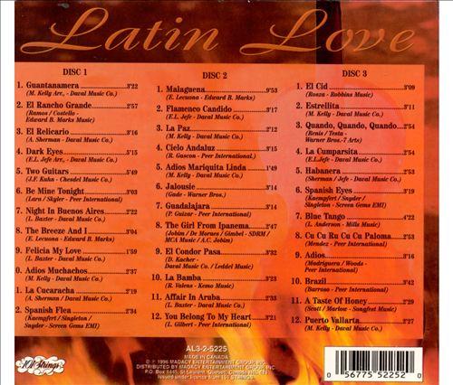 Latin Love [Madacy]