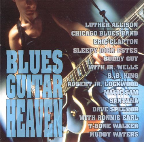 Blues Guitar Heaven, Vol. 2