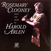 Sings the Music of Harold Arlen