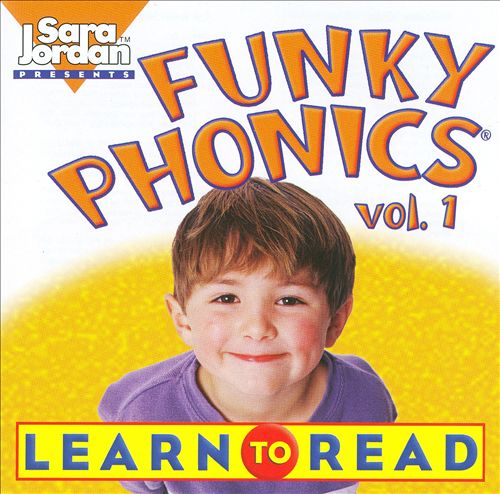 Funky Phonics: Learn To Read, Vol. 1