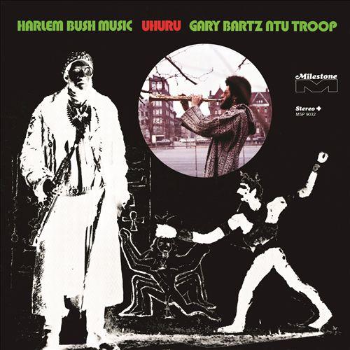 Harlem Bush Music - Uhuru