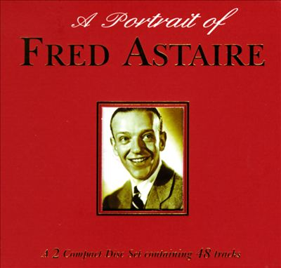 Portrait of Fred Astaire