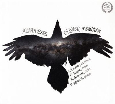 Alban Berg, Olivier Messiaen