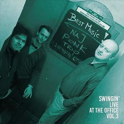 Swingin' Live at the Office, Vol. 3