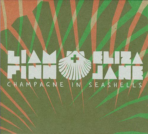 Champagne in Seashells