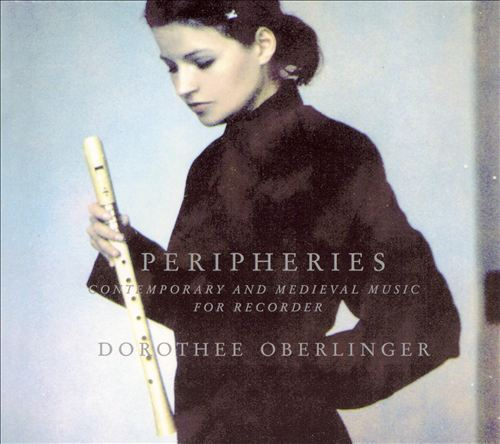 Peripheries: Contemporary and Medieval Music for Recorder