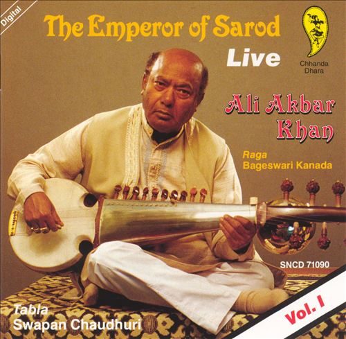The Emperor of Sarod Live