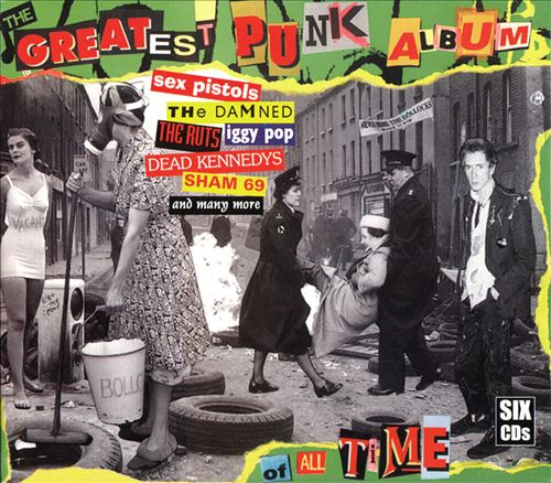 The Greatest Punk Album of All Time