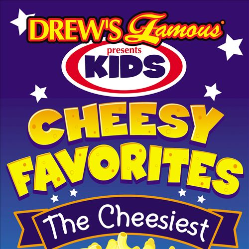 Drew's Famous Presents Kids Cheesy Favorites