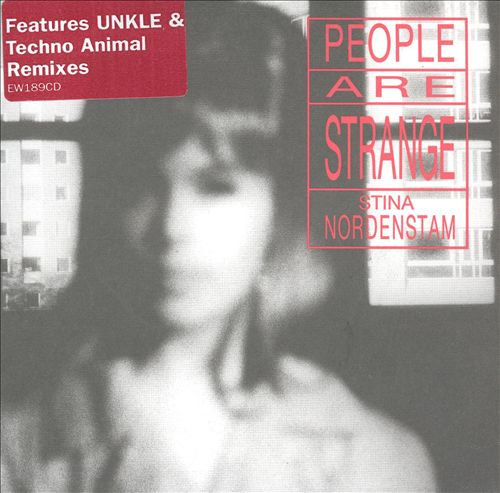 People Are Strange [single]