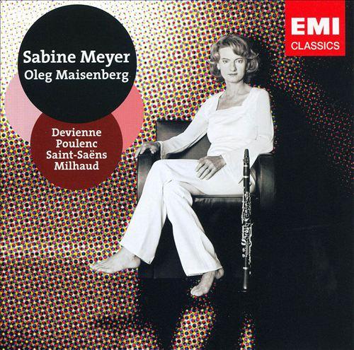 Sabine Meyer Plays Devienne, Poulenc, Saint-Saëns, Milhaud