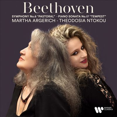 "Beethoven: Symphony No. 6 ""Pastoral""; Piano Sonata No. 17 ""Tempest"""