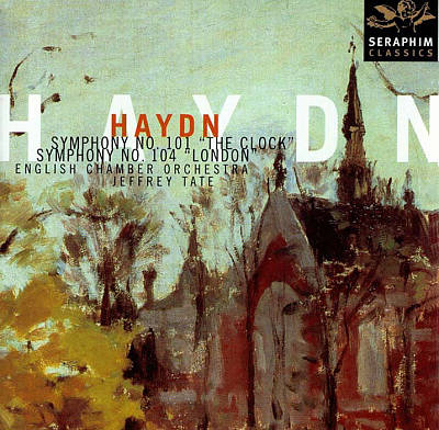 Haydn: Symphonies 101 & 104