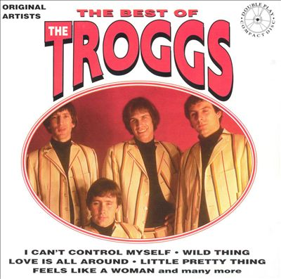 The Best of the Troggs [Griffin]
