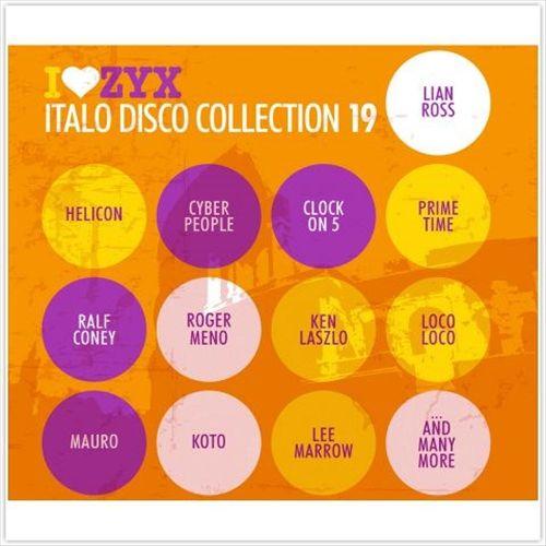 I Love ZYX: Italo Disco Collection: 19