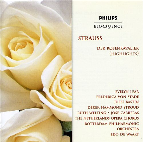 Strauss: Der Rosenkavalier (Highlights) [Germany]