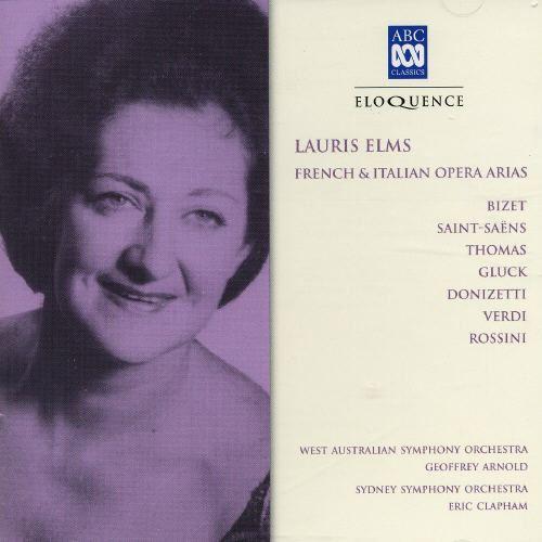French & Italian Opera Arias [Australia]