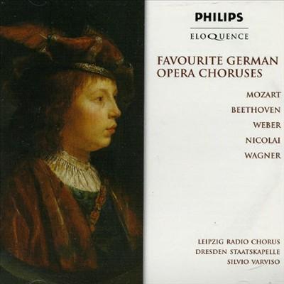 Favourite German Opera Choruses [Australia]